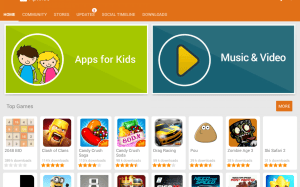 Android Aptoide Screen 4