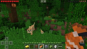 Android Minecraft: Pocket Edition Screen 6