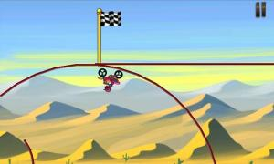 Android Bike Race Free - Top Free Game Screen 2