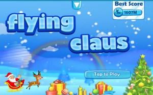 Android Flying Santa Claus Screen 14