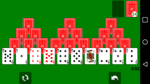 Android Solitaire Screen 17