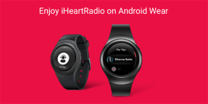 Android iHeartRadio Free Music & Radio Screen 2
