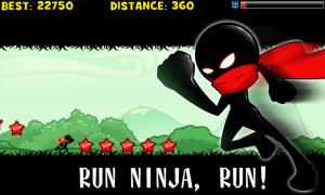 Android Ninja: Shadow Rush Screen 4