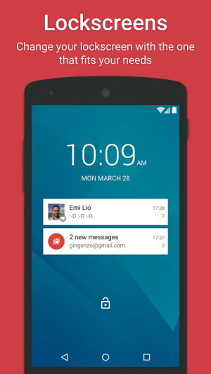 Android Smart Launcher Pro 3 Screen 6