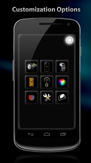 Android Torch - Tiny Flashlight ® Screen 12