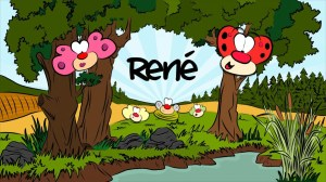 Android Rene the cute ladybug Screen 5