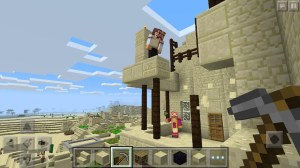 Android Minecraft: Pocket Edition Screen 10