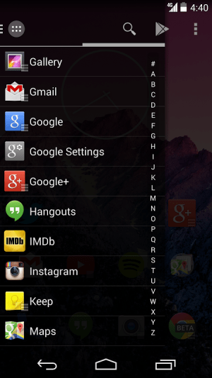 Android Action 2: Pro Screen 4