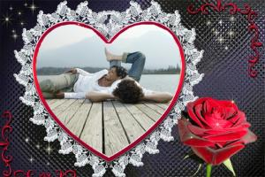 Android Forever Love Photo Frames Screen 2
