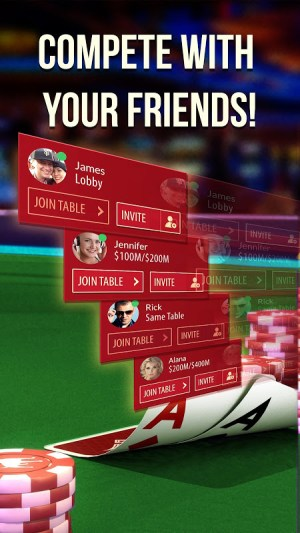 Android Zynga Poker Screen 16