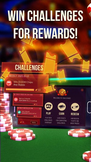 Android Zynga Poker Screen 15