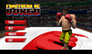 Android 3D Boxing Screen 5