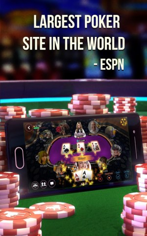 Android Zynga Poker Screen 5