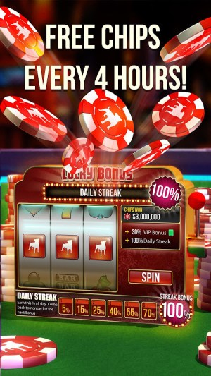 Android Zynga Poker Screen 14