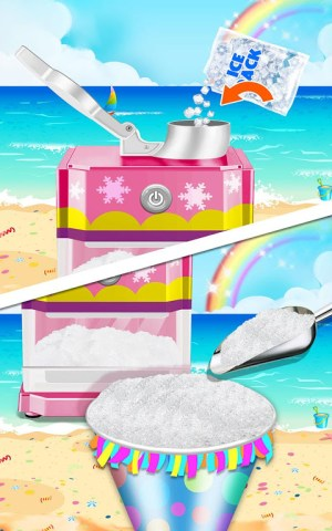 Android Food Maker! Beach Party Screen 6