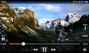 Android Hot Video Screen 3