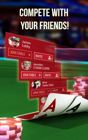 Android Zynga Poker Screen 10