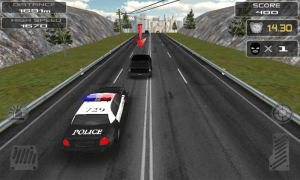 Android POLICE Clash 3D Screen 5
