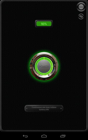 Android Torch - Tiny Flashlight ® Screen 18