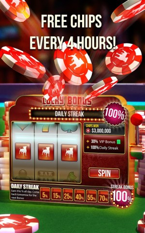 Android Zynga Poker Screen 8