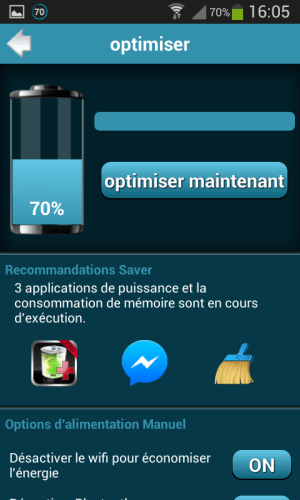 Android Battery Saver Pro Screen 5