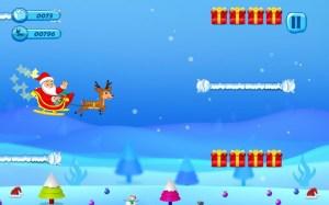 Android Flying Santa Claus Screen 1
