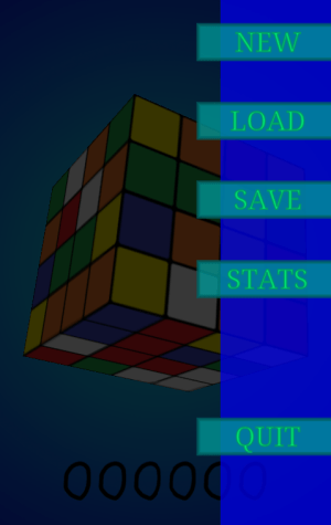 Android Cube Game Screen 6