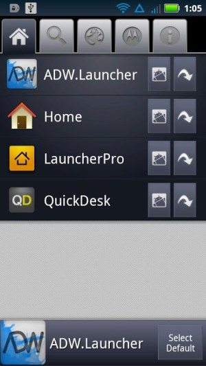 Android HomeSmack Screen 3