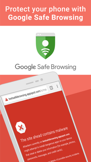 Android Chrome Browser - Google Screen 3