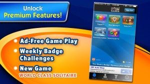 Android POGO  Games Screen 1