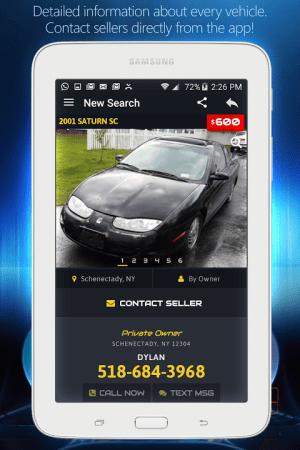 Android com.autopten.cheapcarsforsale Screen 6