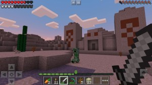 Android Minecraft: Pocket Edition Screen 2
