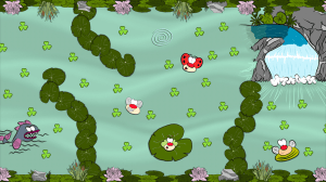 Android Rene the cute ladybug Screen 2