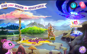 Android Ever After High™: Baby Dragons Screen 5