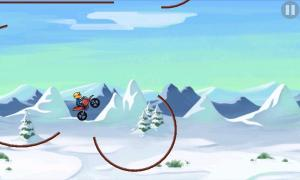 Android Bike Race Free - Top Free Game Screen 1
