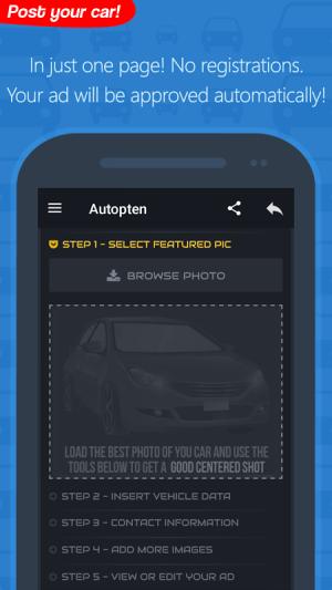 Android com.autopten.cheapcarsforsale Screen 19