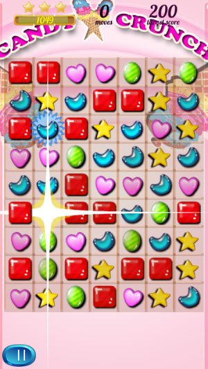 Android CandyCrunch Free Screen 5