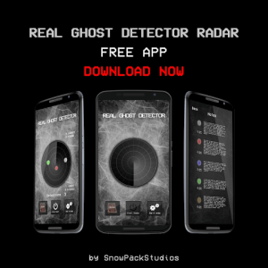 Android Real Ghost Detector - Radar Screen 4