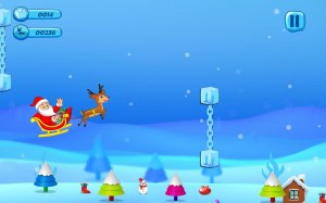 Android Flying Santa Claus Screen 12