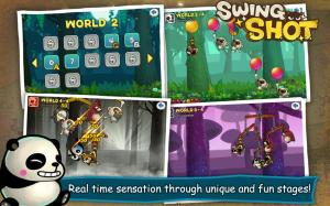 Android Swing Shot Screen 3