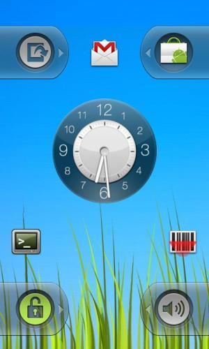 Android WidgetLocker Lockscreen Screen 4
