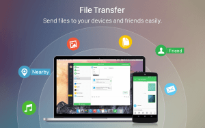Android AirDroid: Remote access & File Screen 6