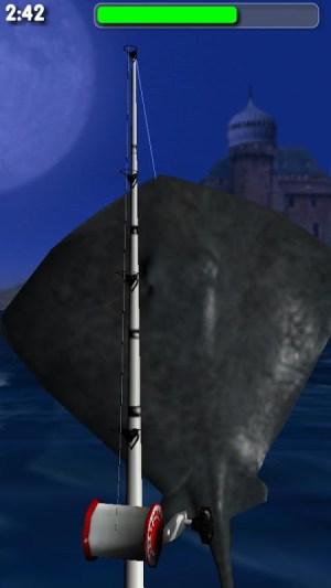 Android Big Night Fishing 3D Screen 4