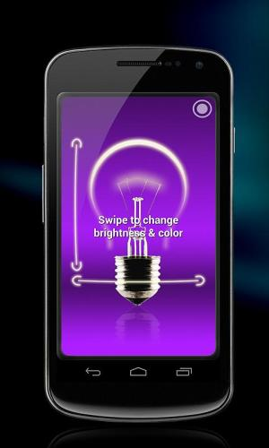 Android Torch - Tiny Flashlight ® Screen 15