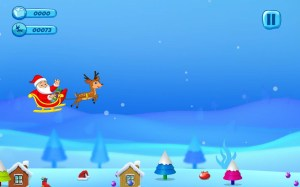 Android Flying Santa Claus Screen 13