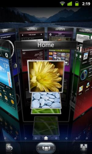 Android SPB Shell 3D Screen 3