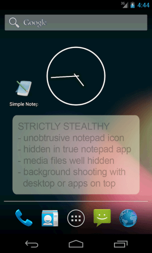Android Mobile Background Camera Screen 6