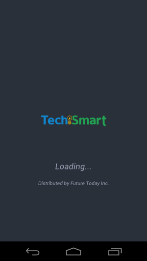 Android TechSmart Screen 5