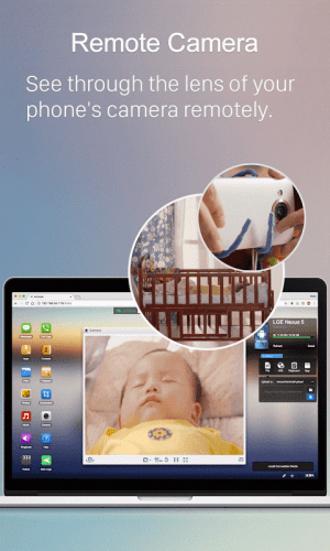 Android AirDroid: Remote access & File Screen 9