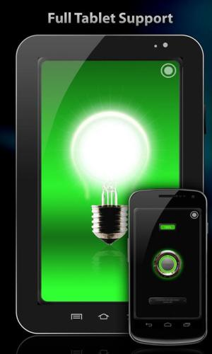 Android Torch - Tiny Flashlight ® Screen 14